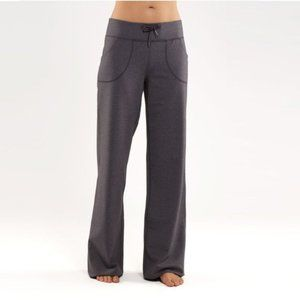 Lululemon Still Pant in Heathered Coal